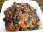 Simmered Black Beans picture
