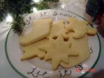 Buttery Cut-Out Christmas Cookies picture