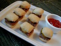 Castle Burger Bites picture
