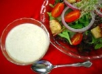 Curried Yogurt Dressing picture