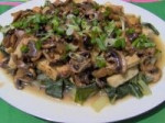 Baby Bok Choy With Mushrooms and Tofu picture