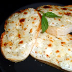 Creamy Cheese Bread picture