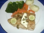 Sauteed Chilean Sea Bass picture