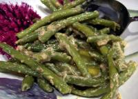 Mustard Green Beans picture