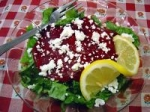 Roasted Beet and Goat Cheese Salad picture