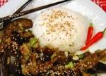 Szechuan Style Eggplant picture