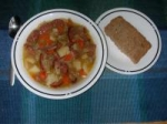 Polish Sausage Soup picture