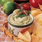 creamy guacamole picture