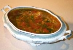 Rustic Lamb Soup from Florence (Minestra dagnello) picture