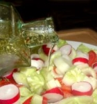 Oil and Vinegar Salad Dressing picture