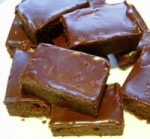 Chocolate Mascarpone Brownies picture