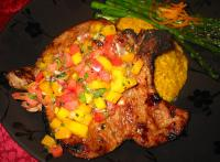 Cumin-Rubbed Grilled Pork Chops picture
