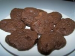 Double Chocolate Peanut Butter Cookies picture