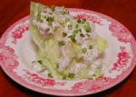 Iceberg Wedge with Blue Cheese Dressing picture