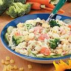 Creamy Shell Pasta Salad picture