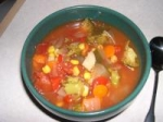 Yummy Vegetable Soup picture