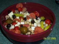 Antipasto Salad picture