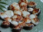 Mushrooms Stuffed With Swiss Cheese picture