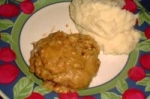 Hamburger Steak and Gravy picture