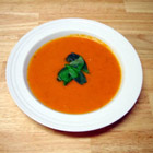 Creamy Tomato-Basil Soup picture