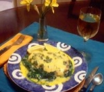 Fillet of Sole in White Wine picture