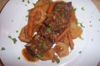 Tangy Chuck Wagon Pot Roast picture