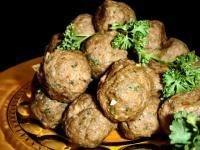 Baked Italian Meatballs picture