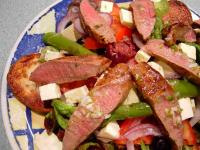 Greek Lamb Salad picture