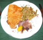 Busy Night Baked Fish Fillets picture