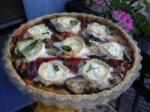 Roast Vegetable Tart with Walnut Crust picture
