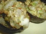 Baked Stuffed Avocado picture