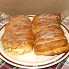 Crescent Pastry Puff picture