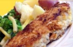 Red Snapper Parmigiana picture