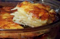 Scalloped Potatoes picture