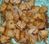 Onion Caramelized Potatoes picture
