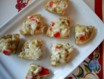 Artichoke and Crab Toasts picture