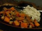 Moroccan Chickpeas and Sweet Potatoes picture