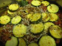 Zucchini Marinara - Diabetic picture