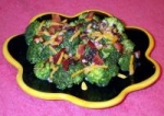Broccoli, Bacon and Cheese Salad picture