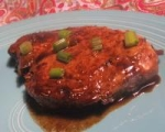 Broiled Tuna Teriyaki picture