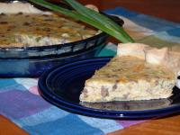 Meat and Cheese Pie picture