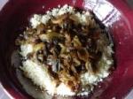 Moroccan Mushroom Couscous picture