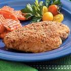 crumb-coated chicken picture