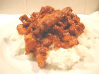 Indian Butter Chicken picture