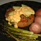 Crumbed Avocado Steak picture