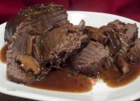 Pot Roast and What picture