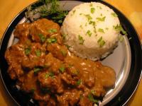 Beef Korma picture