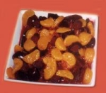 Beet - Orange Salad with Raspberry Vinegarette picture
