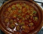 Moroccan Meatballs -- Tagine Kefta picture