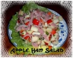 Apple Ham Salad picture